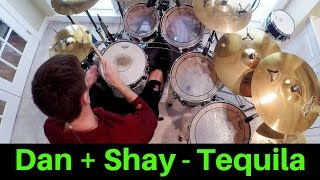Download Lagu Dan + Shay - Tequila (Drum Cover) Gratis STAFABAND