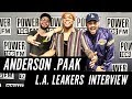 Anderson .Paak On Creating 'Oxnard' w/ Dr. Dre, Mac Miller's Passing, Justin's 6ix9ine Beef & More