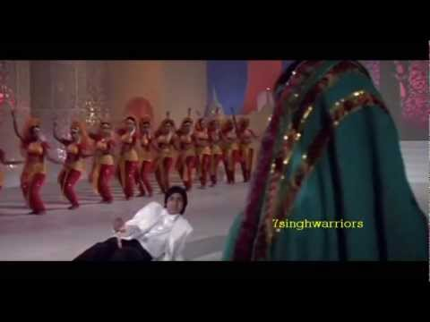 Sharaabi 1984: Mujhe Naulakha Manga De Re_ Log Kehte Hain Main...