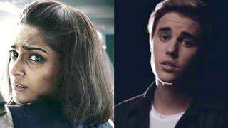 Justin Beiber promotes Sonam Kapoor's 'Neerja': See How | Tribute | Full Movie | Box office Report