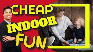 Indoor Cheap and Fun Entertainment Part 1 | Free Family Activities At Home - Family |
