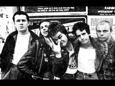 Cock Sparrer - Watch Your Back