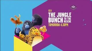 Boomerang UK The Jungle Bunch: To The Rescue New Episodes June 2016 Promo
