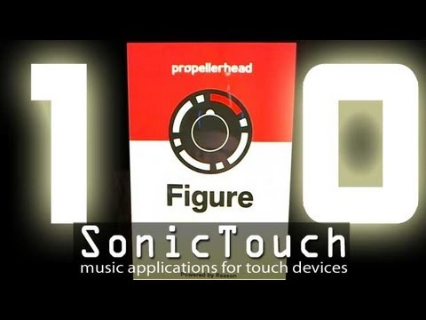Sonic Touch 10 - Propellerheads Figure Music Videos