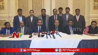 American Telugu Association ( ATA ) Elects Parmesh Bheemreddy as New President for 2019-20 | NTV