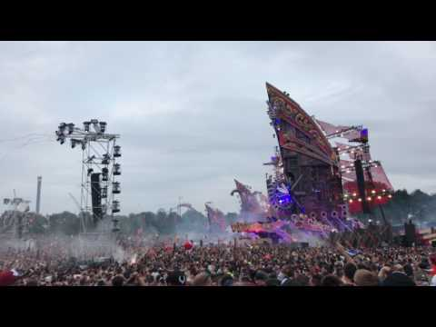 Ambassador Inc. - Put This On Youtube (Wildstylez Remix) @ DEFQON.1 2017. | 4K.