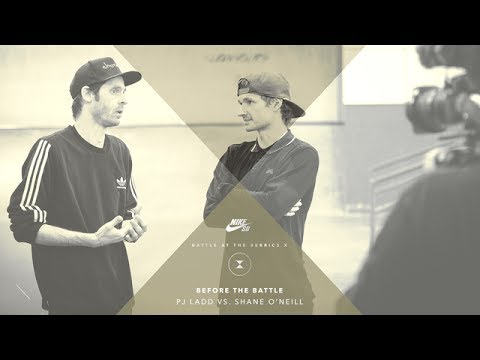 BATB X | Before The Battle - Shane O'Neill vs. PJ Ladd