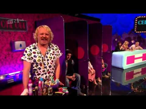 Celebrity Juice - Shouting One Out - Jason Biggs