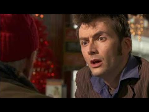 Merry Christmas Doctor! - Doctor Who: The End of Time - BBC
