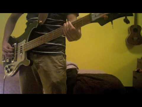 The Beatles Mr Kite bass cover