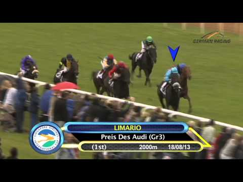 Singapore Airlines International Cup 2014 Contenders: Limario