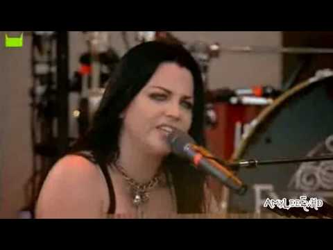 Evanescence Lithium (Download Festival 2007) HD