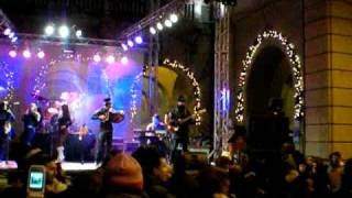 video-discoring capodanno 2008 superstar in piazza Rieti4