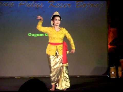 Daun Pulus (penari Ning, Anak Didik Gugum Gumbira) video