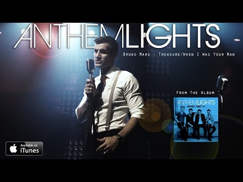 Treasure when I Was Your Man - Bruno Mars (cover By Anthem Lights) video