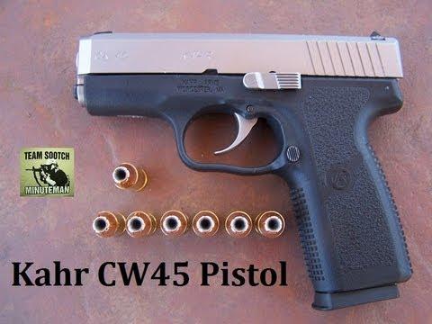 Kahr Arms CW45 Pistol