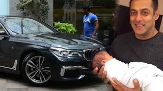 Salman Khan Gifts Expensive BMW Car To Sister Arpita Khan!