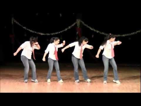 Kolaveri Di Dance -KCF Christmas & New Year Program