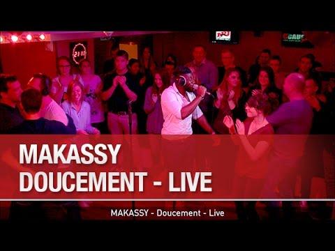 MAKASSY  Doucement  Live  C'Cauet sur NRJ