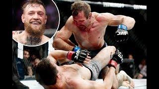 Conor McGregor vs Donald 'Cowboy' Cerrone a 'done deal' for UFC comeback, says Rogan