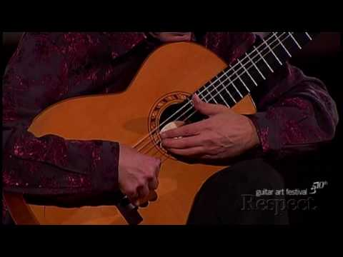 Roland Dyens - Berimbau by Baden Powell (arrangement by Roland Dyens)