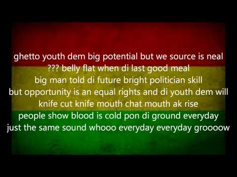 Alborosie one day lyrics