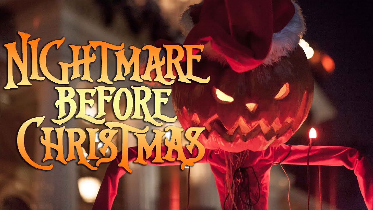 Nightmare Before Christmas Ride at Disneyland 2014 - YouTube