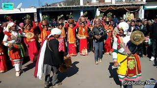 देखते रह जाओगे    ढोल के साथ मस्कबीन    मस्कबीन संगीत    masakbeen    Chholiya dance