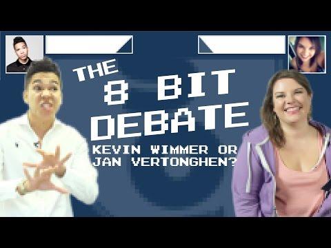 Kevin Wimmer Or Jan Vertonghen? | 8 Bit Debate | Craig vs Emma