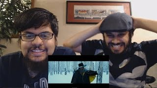 SRB Discusses & Reacts to The Hateful Eight Trailer #2!!!!