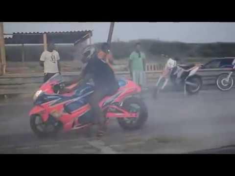 [MOGE] Motor Gede di Pake Balapan Liar BMW S1000RR vs Suzuki Hayabusa