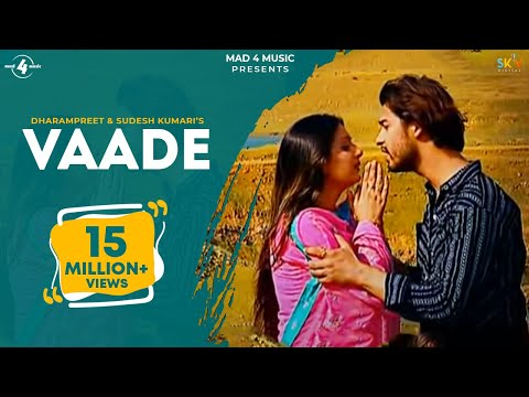 Dharmapreet & Sudesh Kumari | Vaade | Full HD Brand New Punjabi...