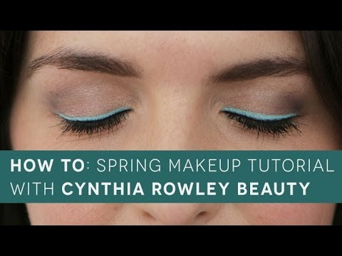 How To: Summer 2014 Makeup Tutorial with Cynthia Rowley Beauty