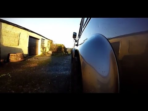 Defender 2.4 TDCI Exhaust Noise Test (GoPro)