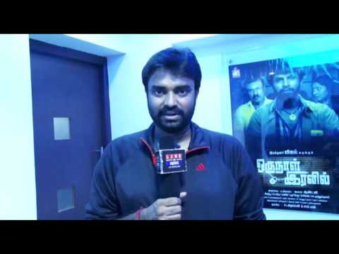 Director A.L.Vijay Interview | Oru Naal Iravil Movie Experience