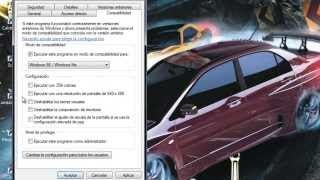 [SOLUCIÓN] Need For Speed Carbono Error.exe/Compatibilidad