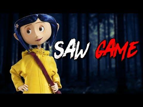 CORALINE SAW GAME!!