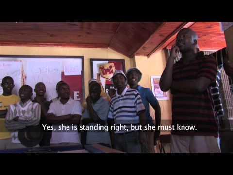 Sonke: Mobilising Men for Gender Transformation in post-Apartheid South Africa