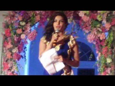 Exclusive: Arpita Khan's Speech Read By Priyanka Chopra