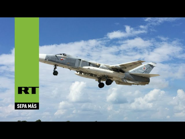 """Lazos rotos: """"El derribo del SU-24 es una puñalada por la espalda a Rusia"""""""