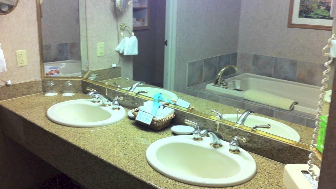Wet Bar In Hotel Room