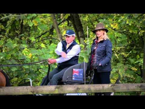 Jodie Kidd | Carriage Driving | HorseandRider UK