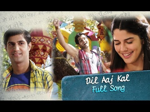Dil Aaj Kal (Video Song) | Purani Jeans | Aditya Seal & Izabelle Leite