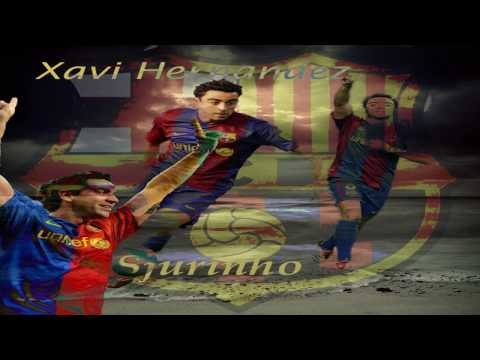 Xavi Hernandez - 2009/2010 - Skills (1080p HD) By Sjurinho