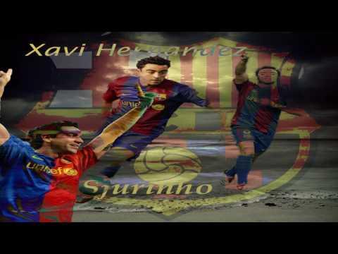Xavi Hernandez - 2009/2010 - Skills (1080p HD) By Sjurinho