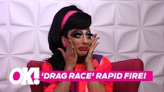"Bianca Del Rio Throws ""Major Shade"" At Her Fellow"