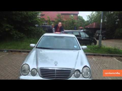 Couple Tries to Sell Old Car on eBay in Funny Ad