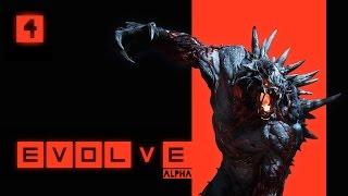 EVOLVE Alpha #004 - Dem Monster auf der Spur