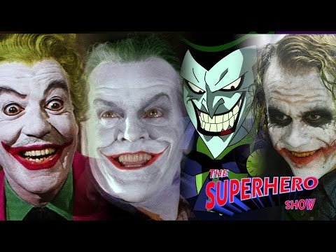 Who Is The Greatest Joker? - The Superhero Show