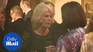 Duchess of Cornwall attends Man Booker Prize awards ceremony